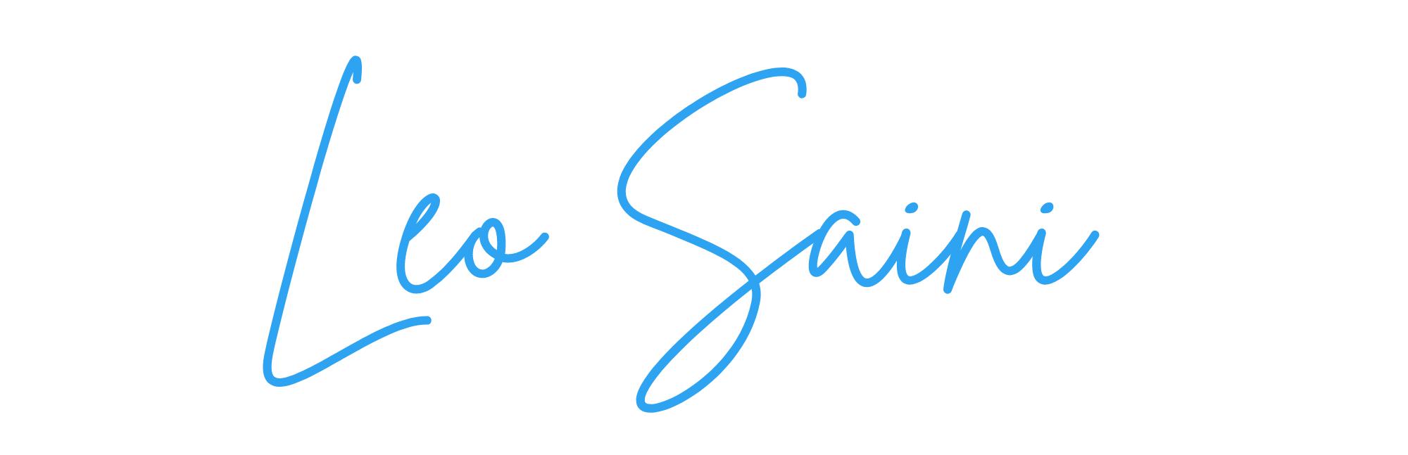 Leo Saini
